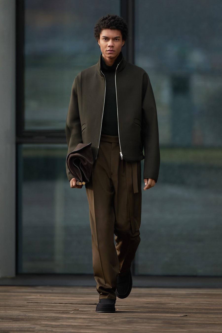 Ermenegildo Zegna Fall Winter 2021 - Milan Fashion Week Men's