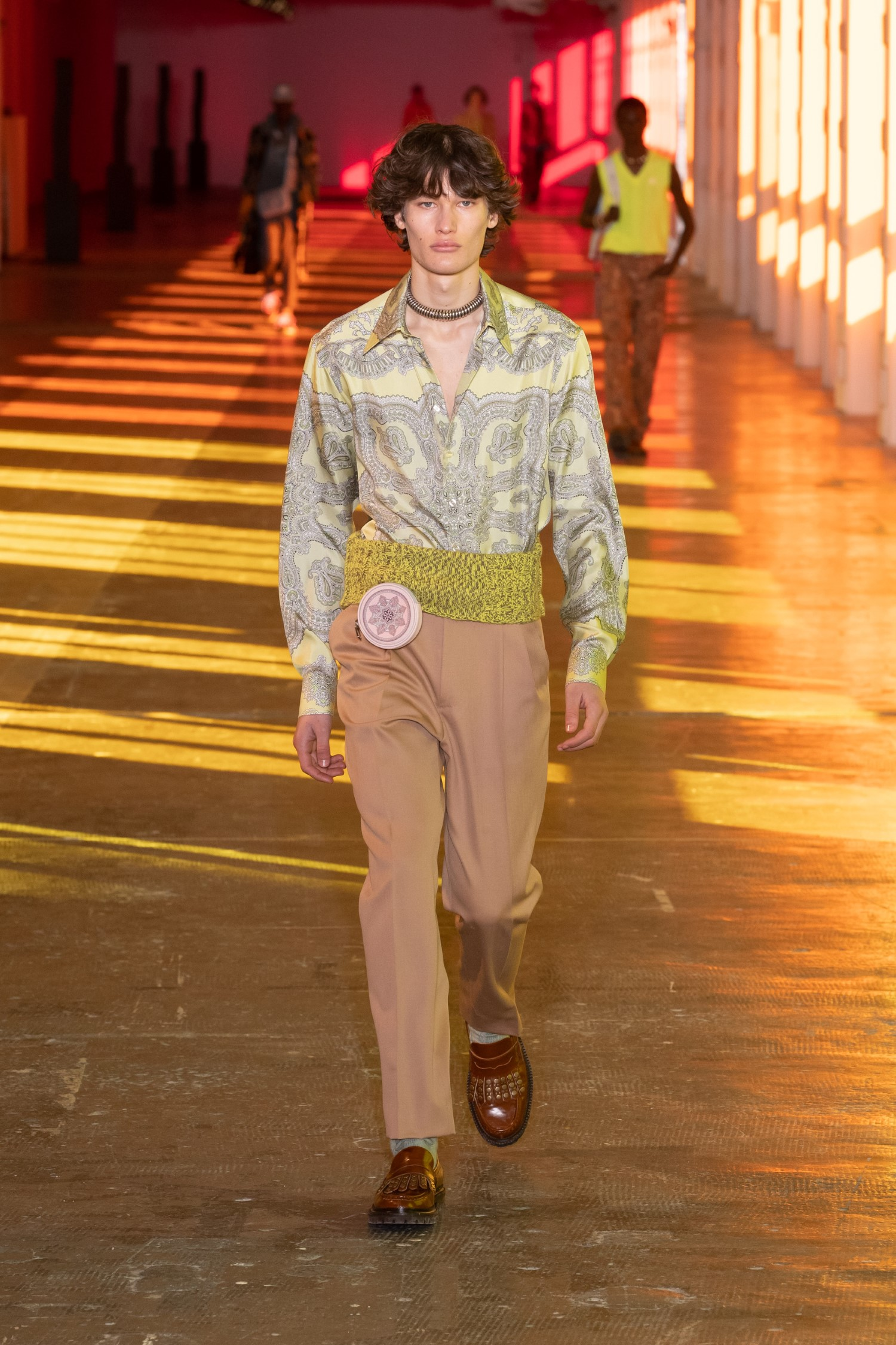 Etro Fall Winter 2021 – Milan Fashion Week Men's