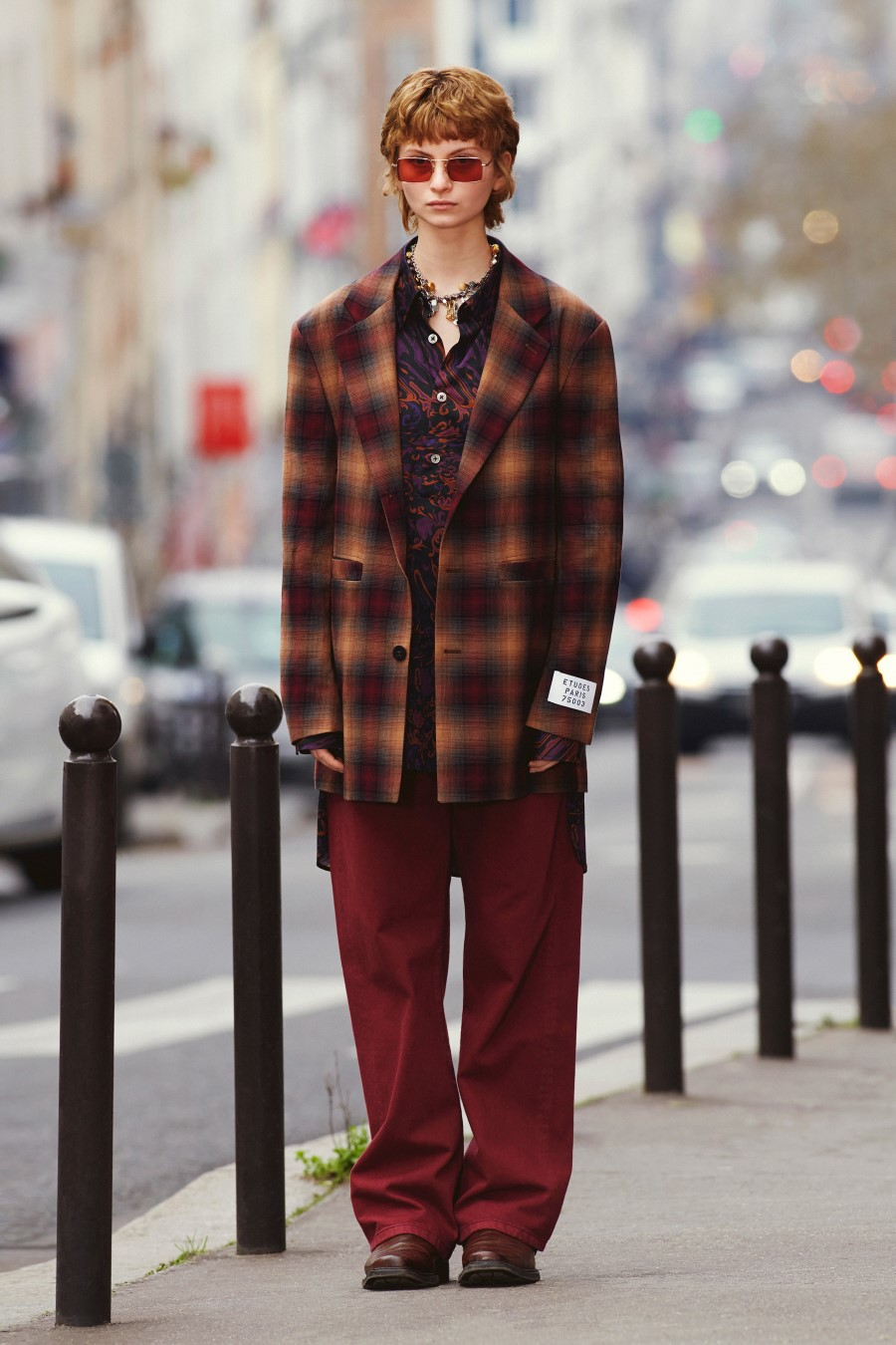 Études Fall Winter 2021 - Paris Fashion Week Men's