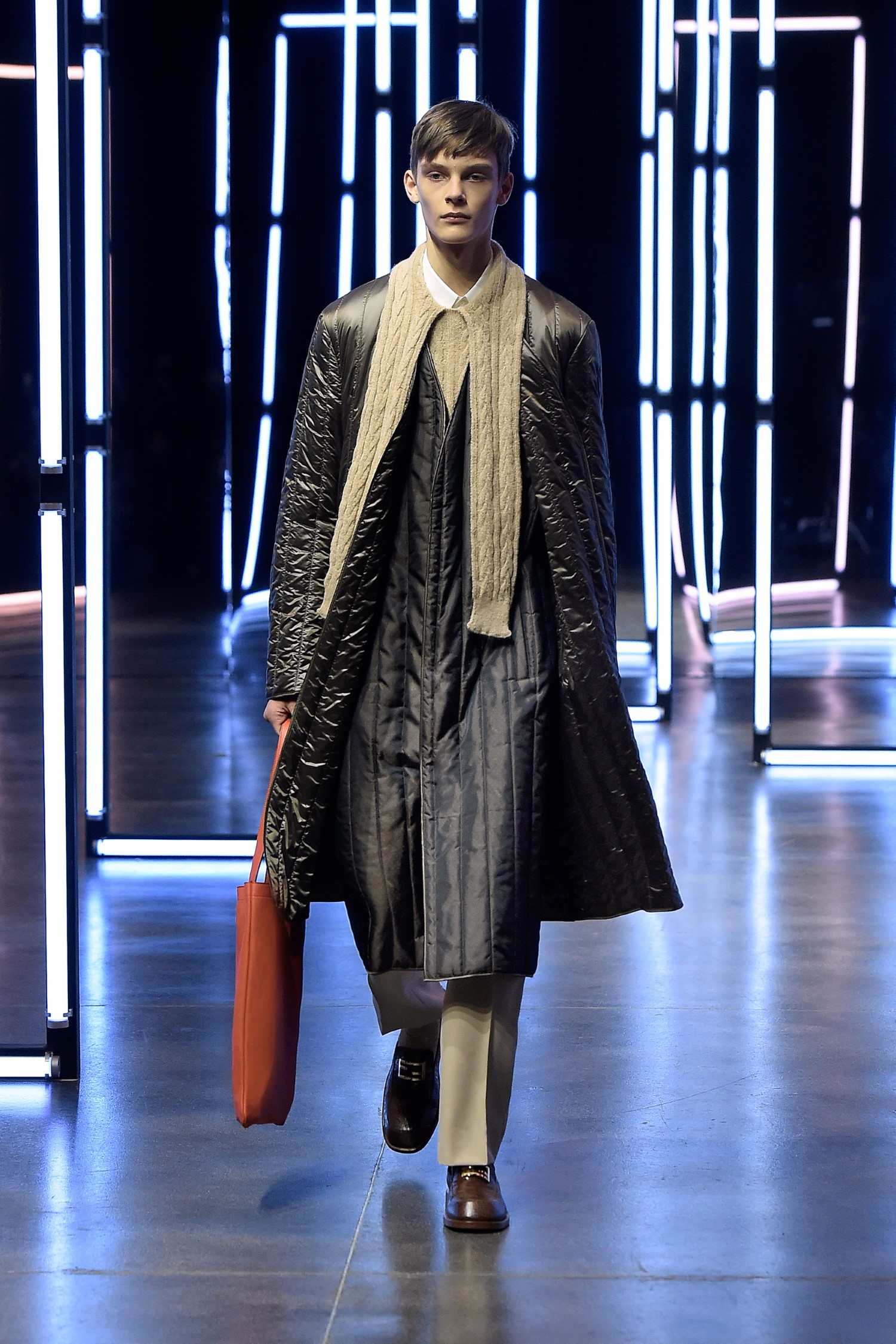 Fendi Fall Winter 2021 – Milan Fashion Week Men's