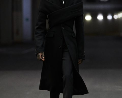 GmbH Fall Winter 2021 - Paris Fashion Week Men's