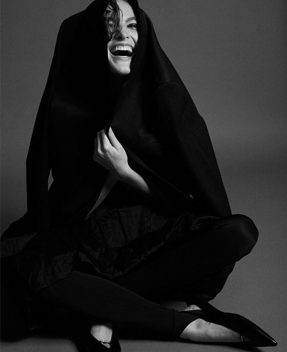 Heather Kemesky covers M la Revista de Milenio Issue 04 by David Roemer