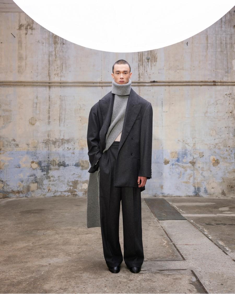 Hed Mayner Fall Winter 2021 - Paris Fashion Week Men'sHed Mayner Fall Winter 2021 - Paris Fashion Week Men's