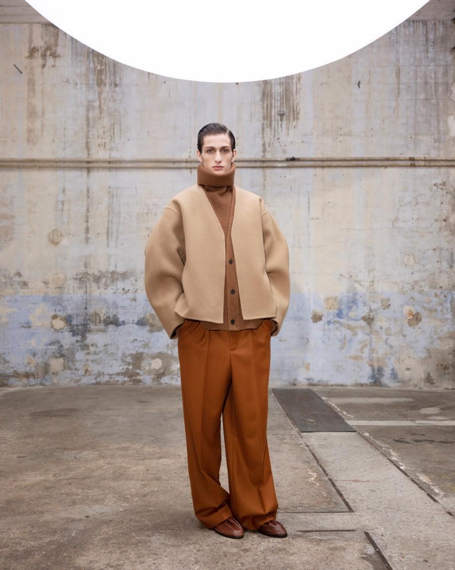 Hed Mayner Fall Winter 2021 - Paris Fashion Week Men's