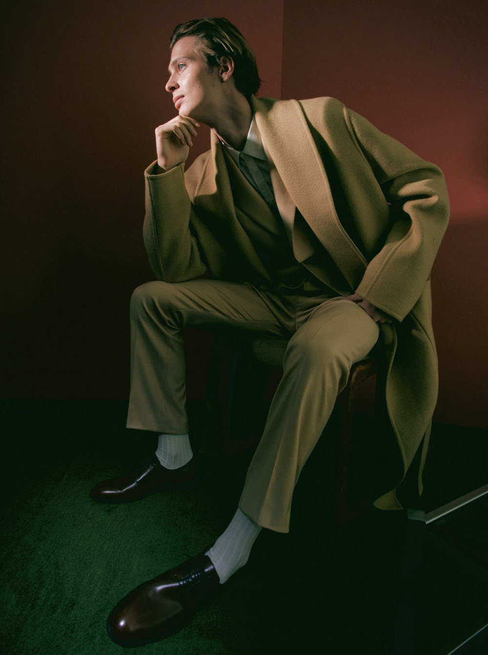 ''Hotte Stuff'' by Lee Wei Swee and Marius W Hansen for GQ France December 2020 January 2021