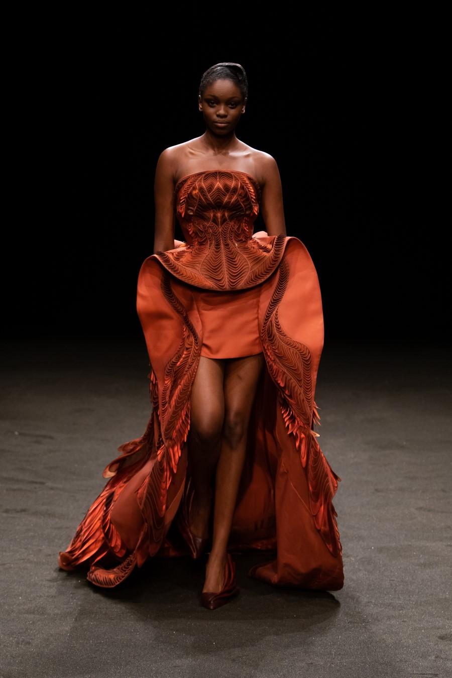 Iris van Herpen Haute Couture Spring Summer 2021