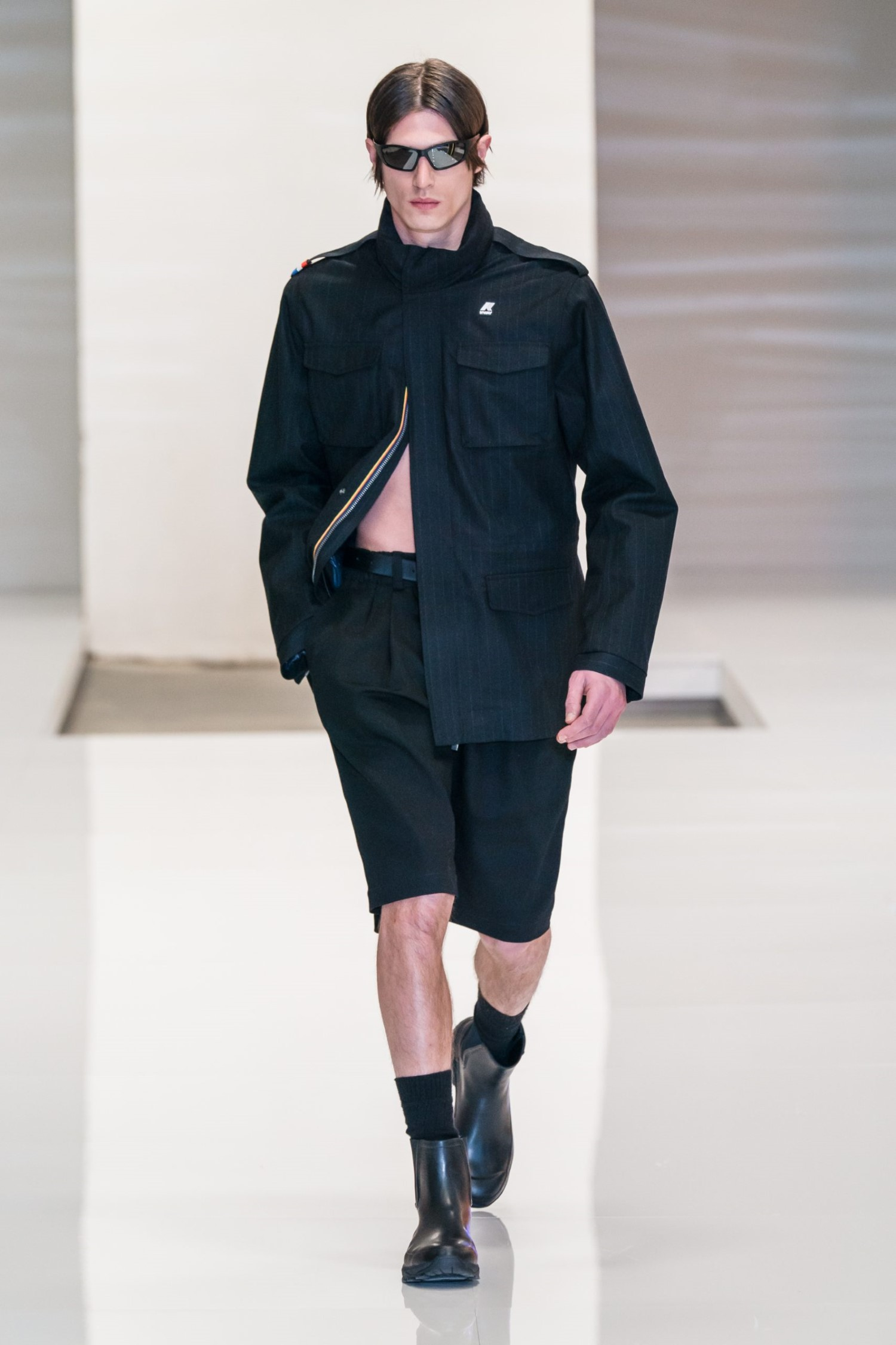 K-Way Fall Winter 2021 - Milan Fashion Week Men's
