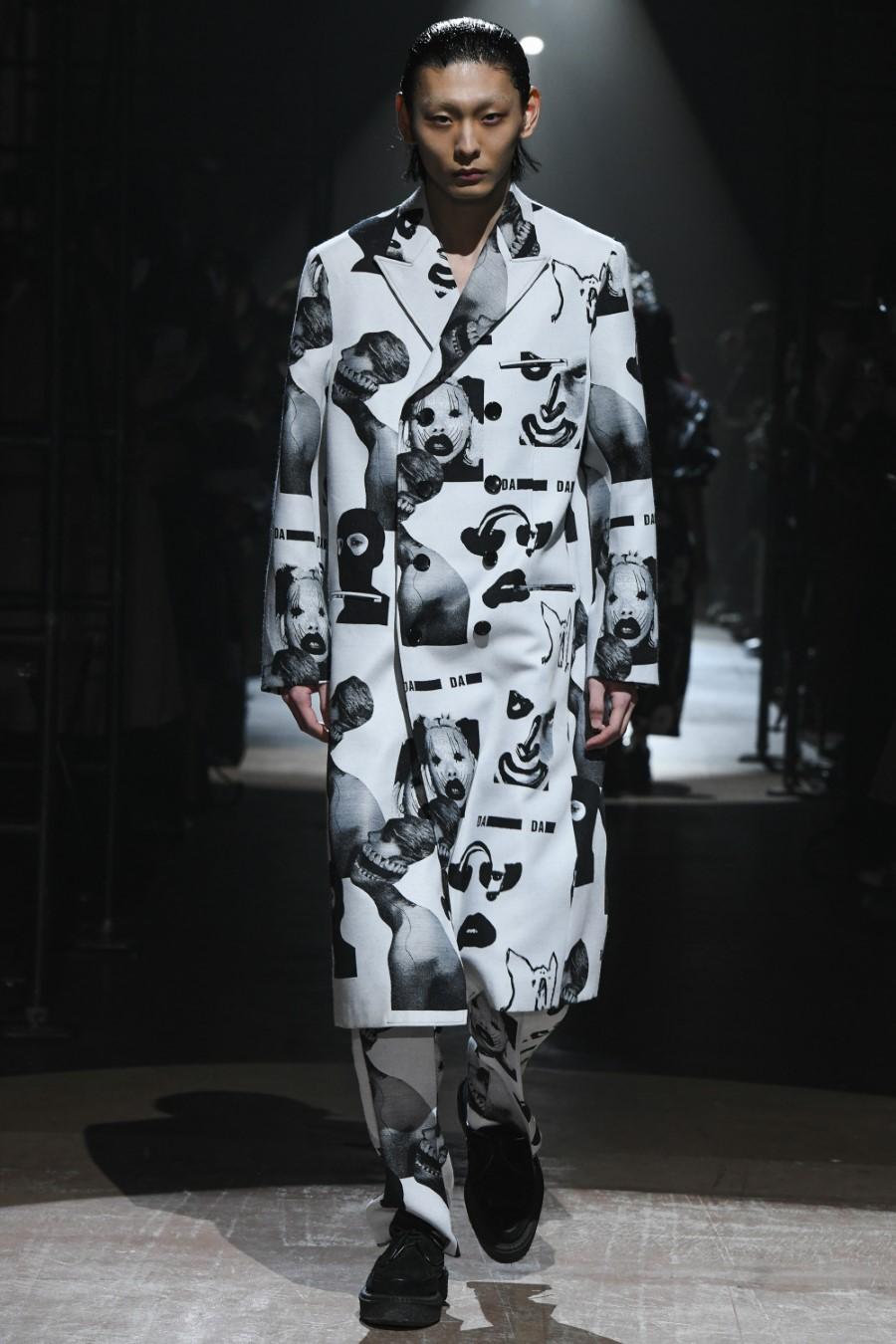 KIDILL Fall Winter 2021 - Paris Fashion Week Men's