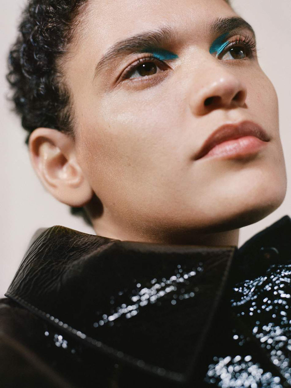 Kerolyn Soares covers Porter Magazine December 28th, 2020 by Ronan McKenzie