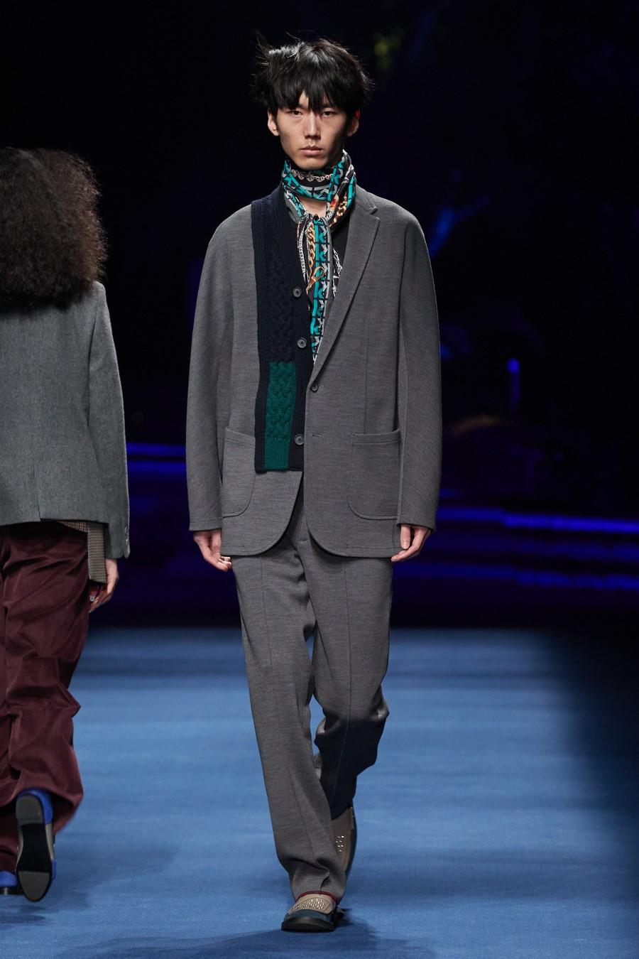 Kolor Fall Winter 2021 - Paris Fashion Week Men's