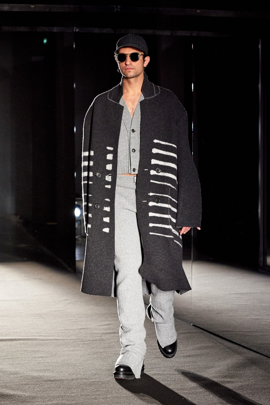 LGN Louis-Gabriel Nouchi Fall Winter 2021 - Paris Fashion Week Men's
