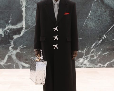 Louis Vuitton Fall Winter 2021 - Paris Fashion Week Men's