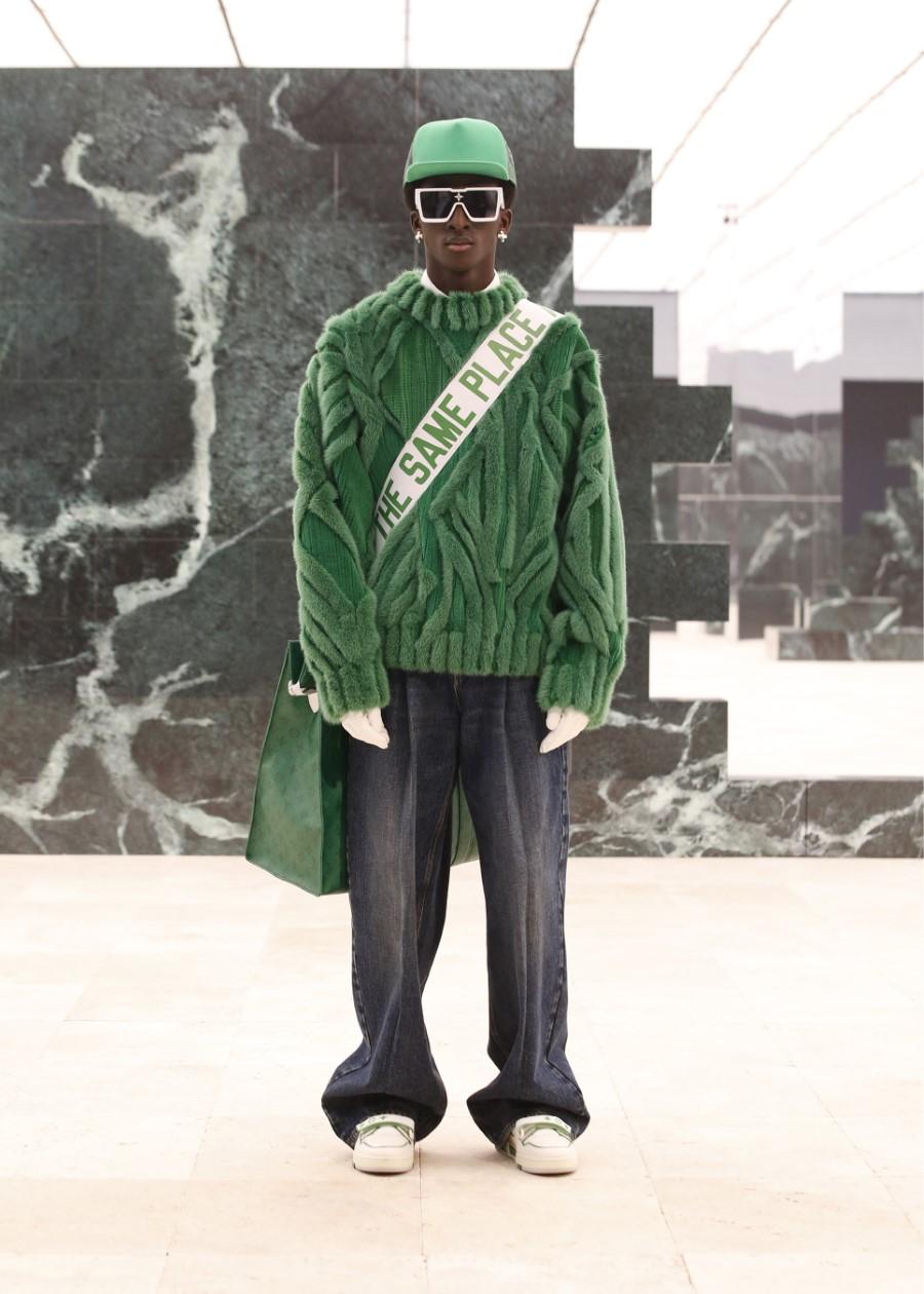 Louis Vuitton Fall Winter 2021 - Paris Fashion Week Men's