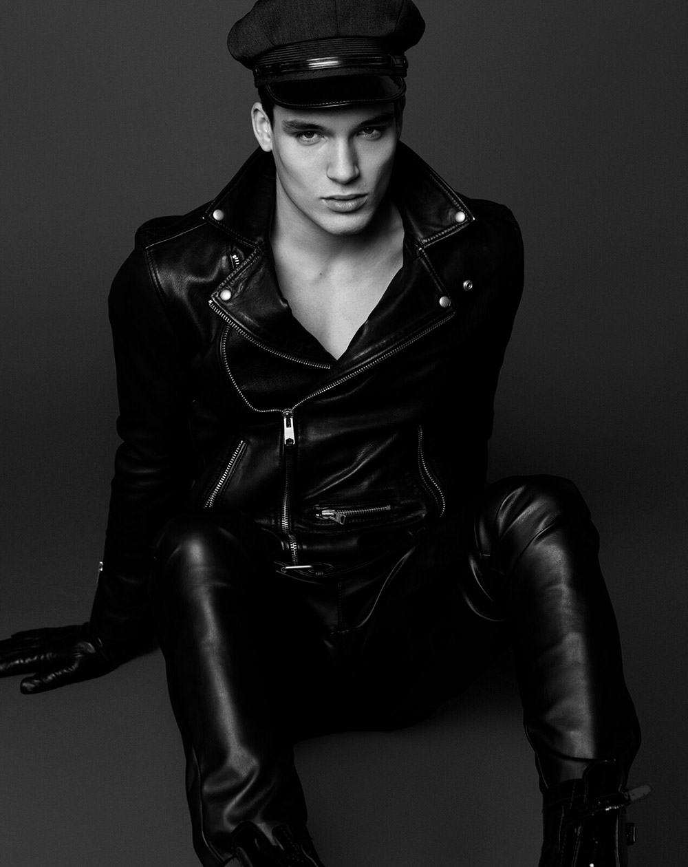 Mason McKenrick covers Man of Metropolis December 2020 by Andrew Parsons