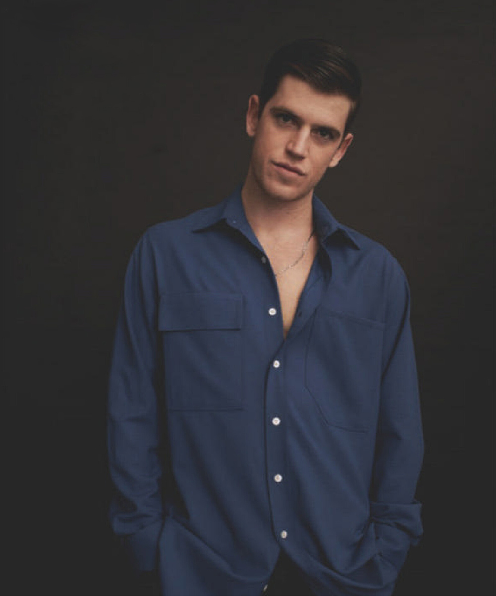 Miguel Bernardeau by Adrià Cañameras for GQ Spain December 2020 January 2021