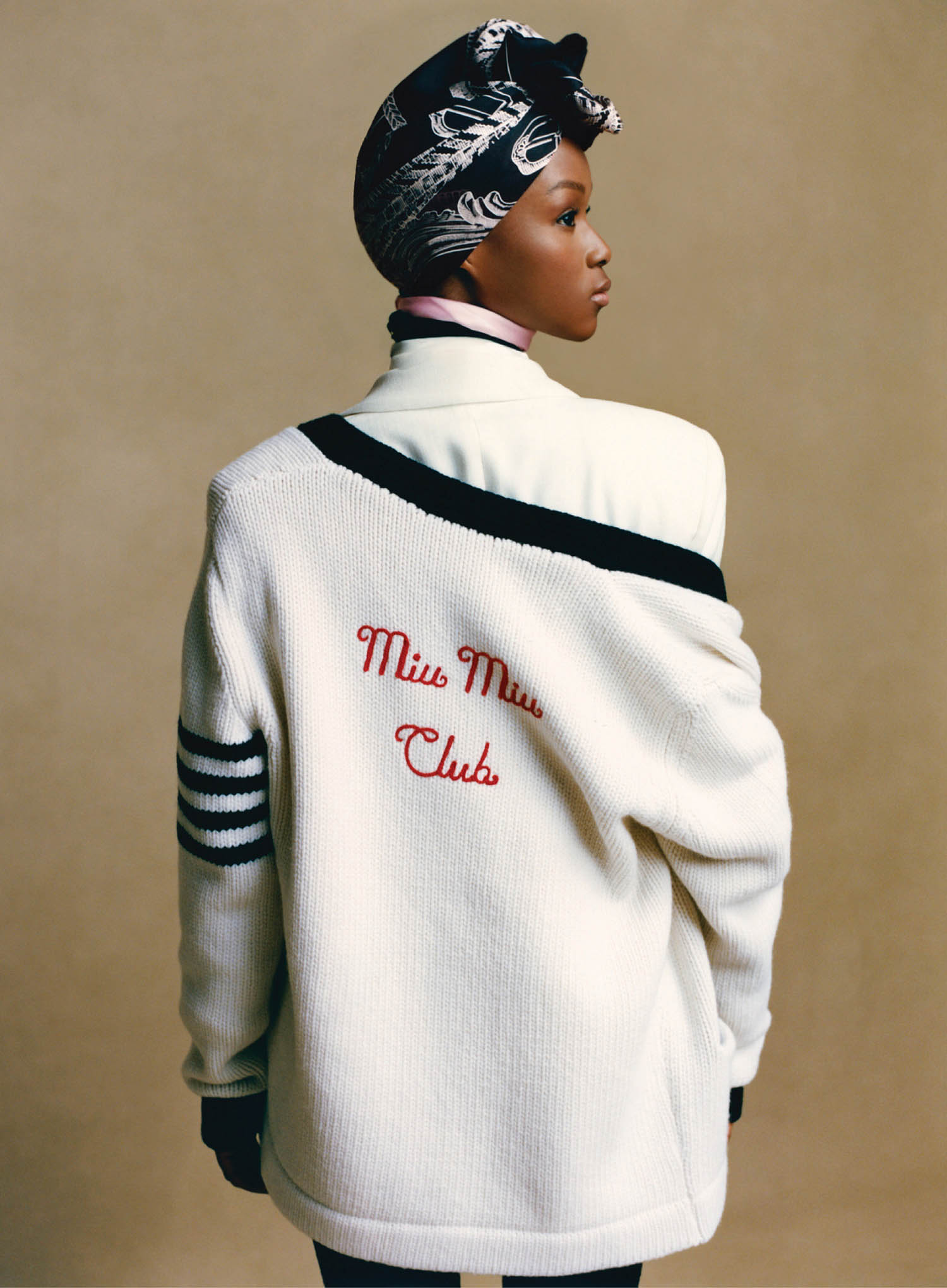 Munaiya Bilal by Alexander Saladrigas for InStyle US January 2021