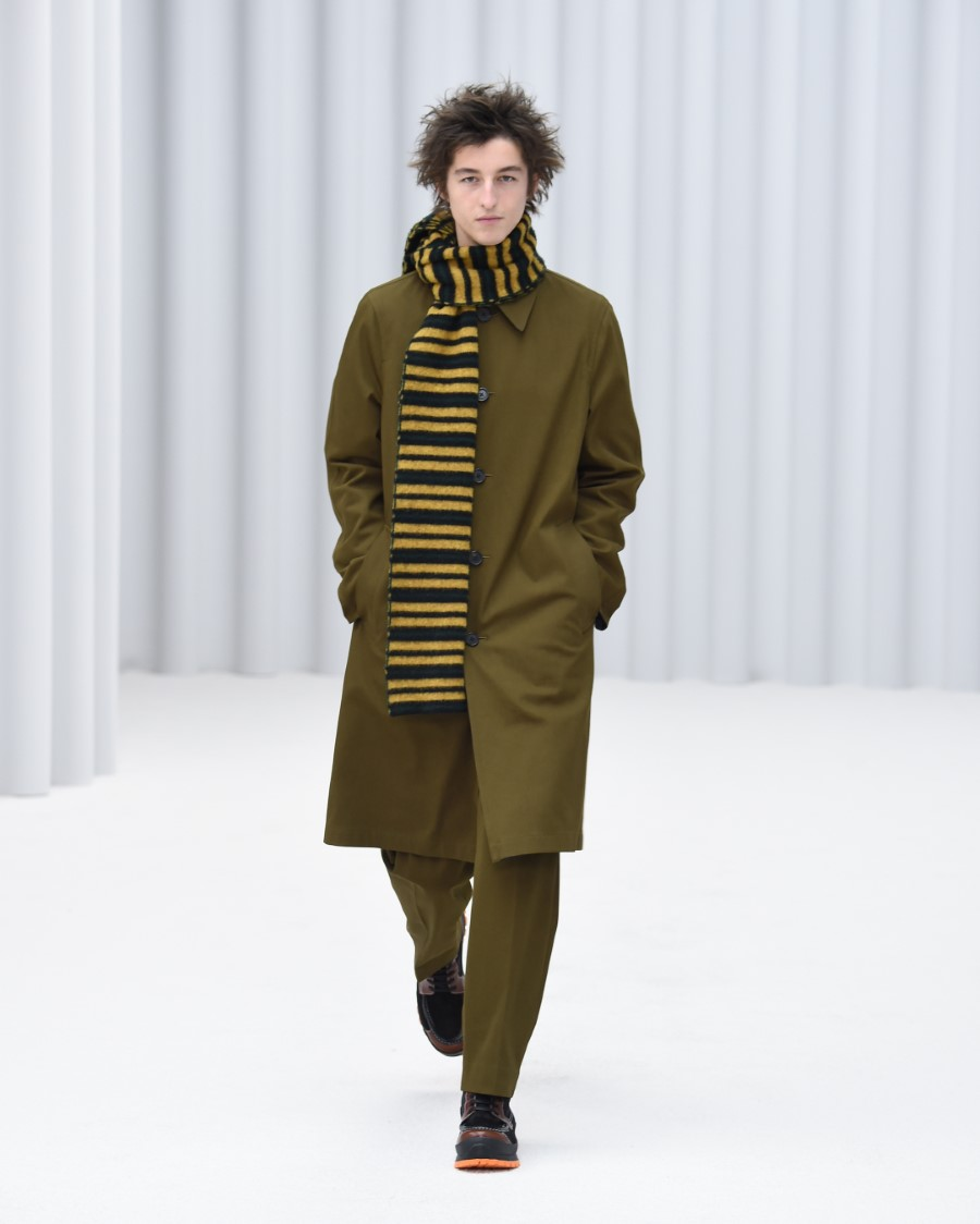 Paul Smith Fall Winter 2021 - Paris Fashion Week Men's