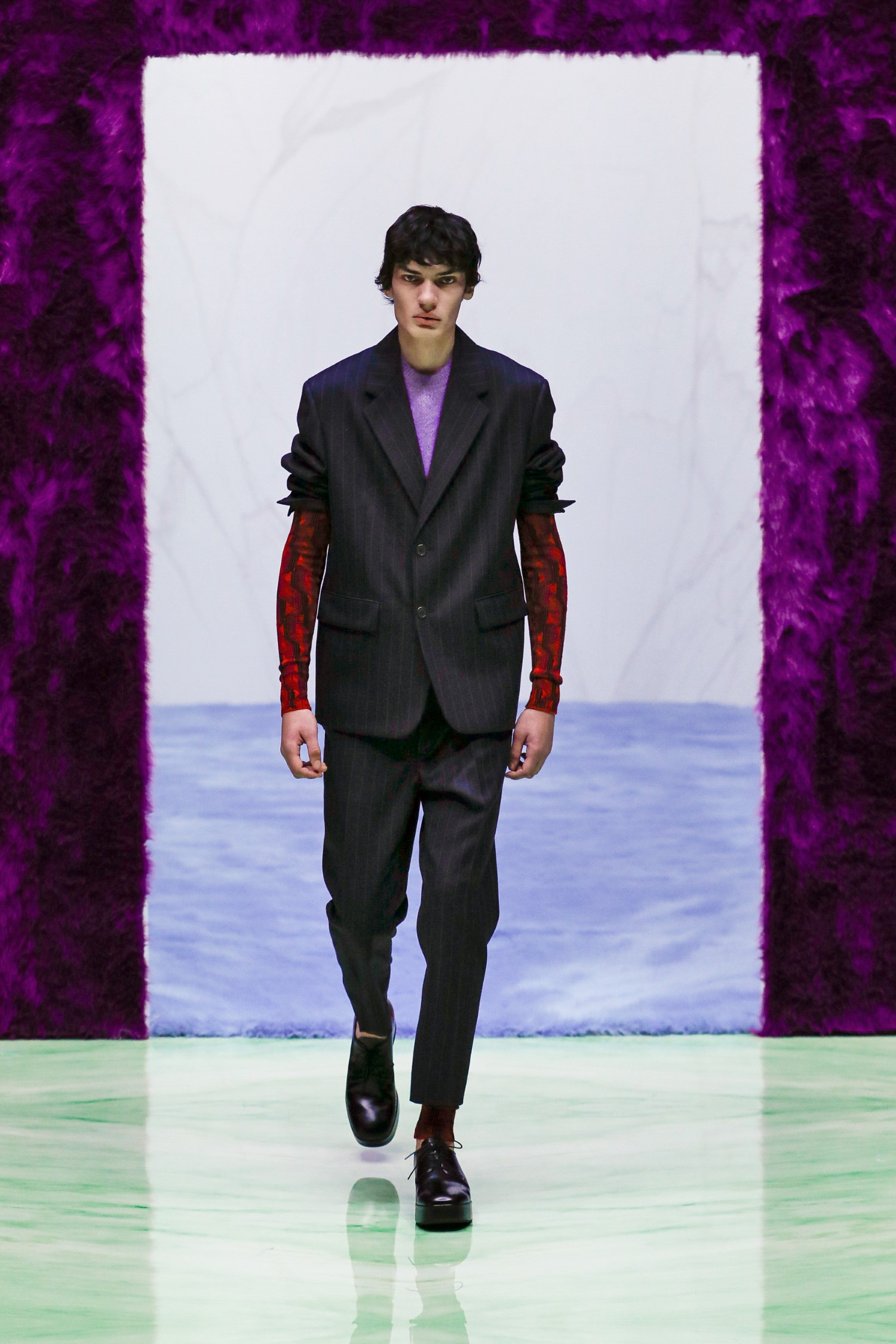 Prada Fall Winter 2021 – Milan Fashion Week Men's