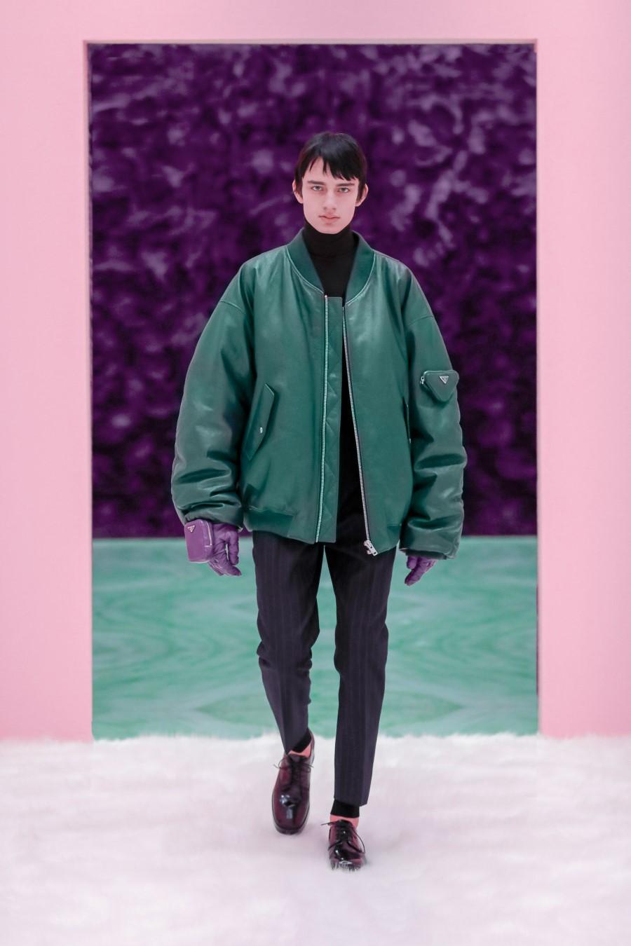 Prada Fall Winter 2021 – Milan Fashion Week Men's