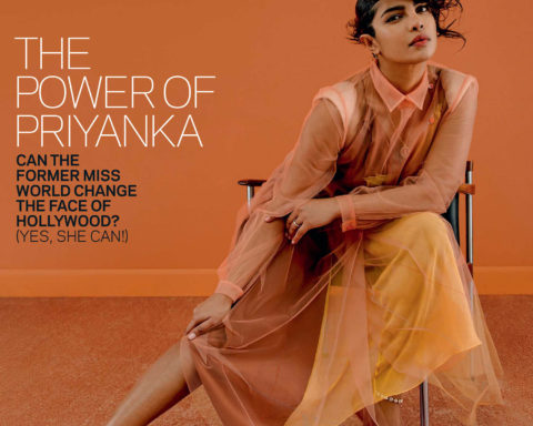 Priyanka Chopra covers The Sunday Times Style January 10th, 2021 by Christina Ebenezer