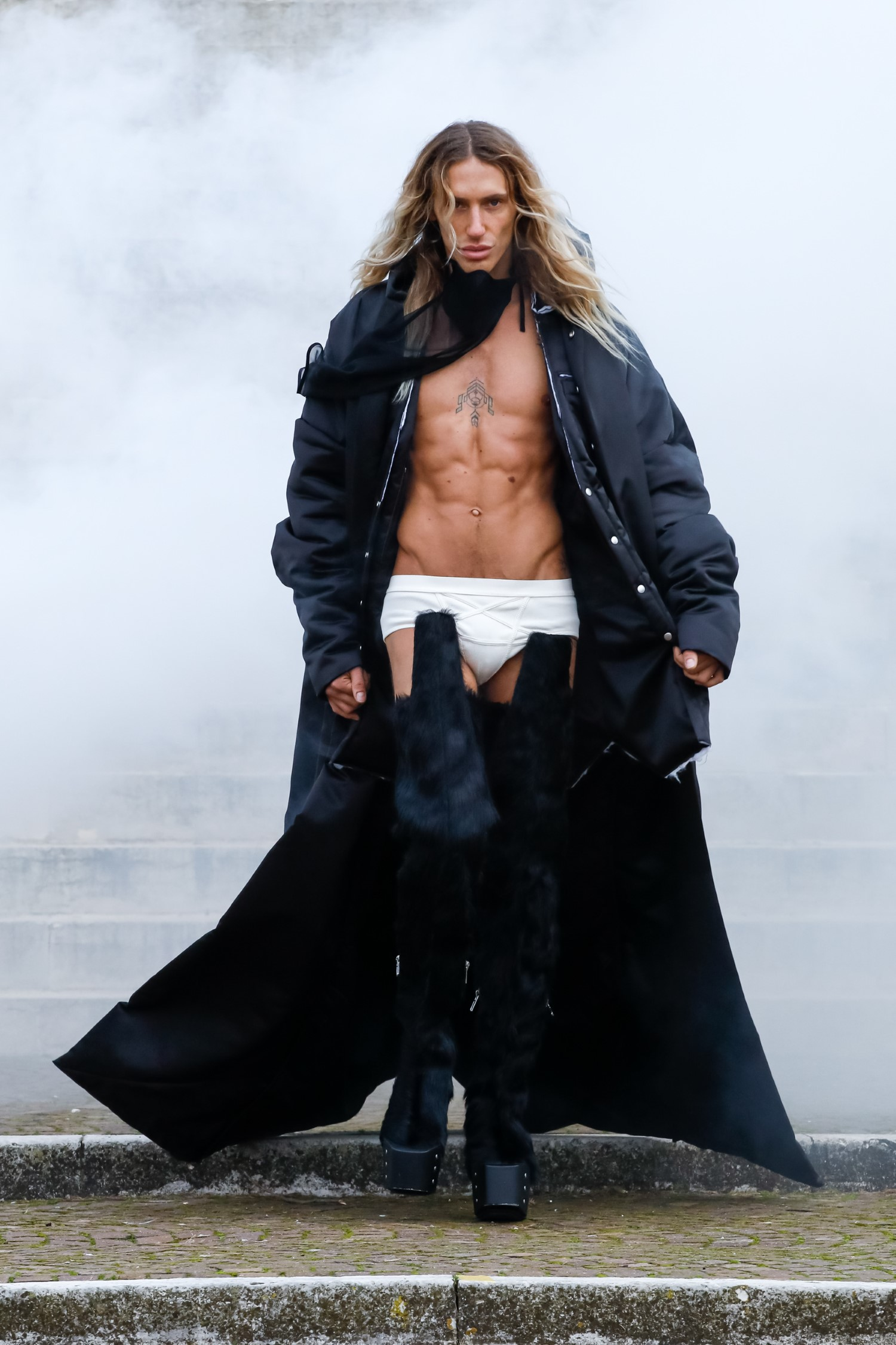 Rick Owens Fall Winter 2021 - Paris Fashion Week Men's