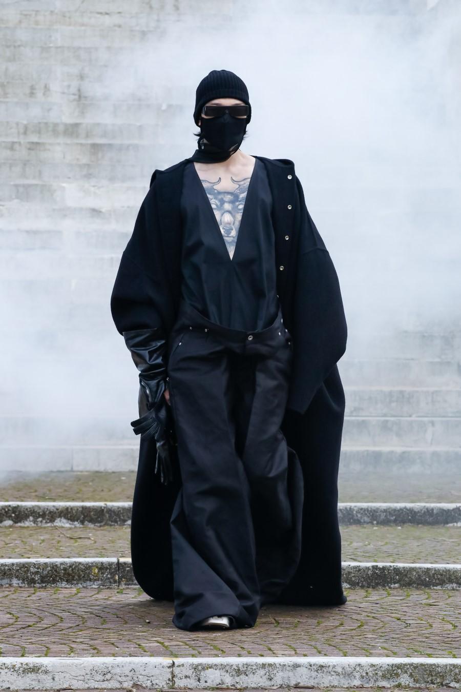 Rick Owens Fall Winter 2021 - Paris Fashion Week Men's