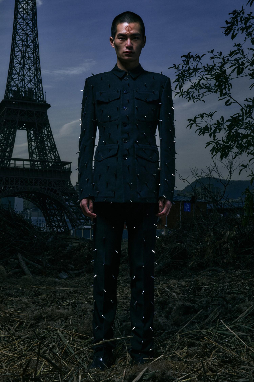 Sankuanz Fall Winter 2021 - Paris Fashion Week Men's