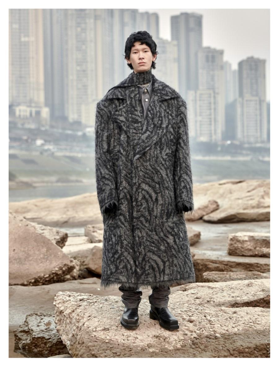 Sean Suen Fall Winter 2021 - Paris Fashion Week Men's