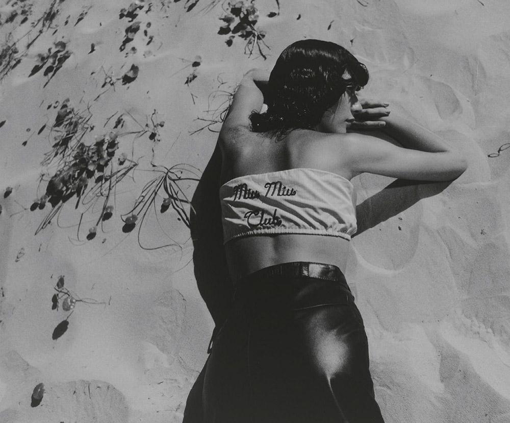 Te Manahou Mackay by James Tolich for Vogue Australia January 2021