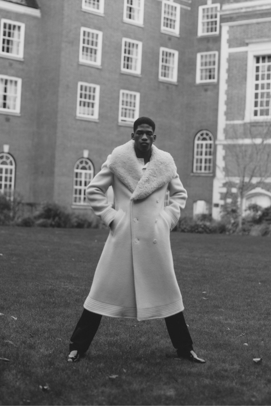 Wales Bonner Fall Winter 2021 - Paris Fashion Week Men's