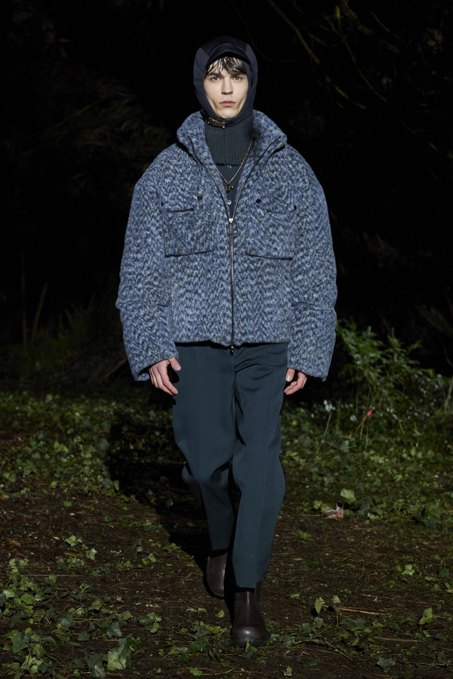 Wooyoungmi Fall Winter 2021 - Paris Fashion Week Men's