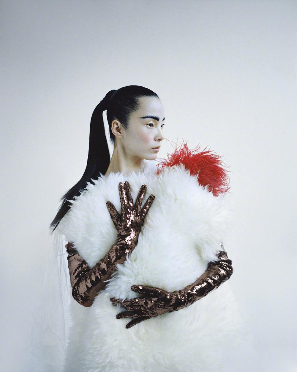Xiao Wen Ju covers Vogue China January 2021 by Leslie ZhangXiao Wen Ju covers Vogue China January 2021 by Leslie Zhang