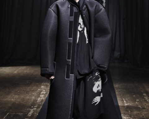 Yohji Yamamoto Fall Winter 2021 - Paris Fashion Week Men's