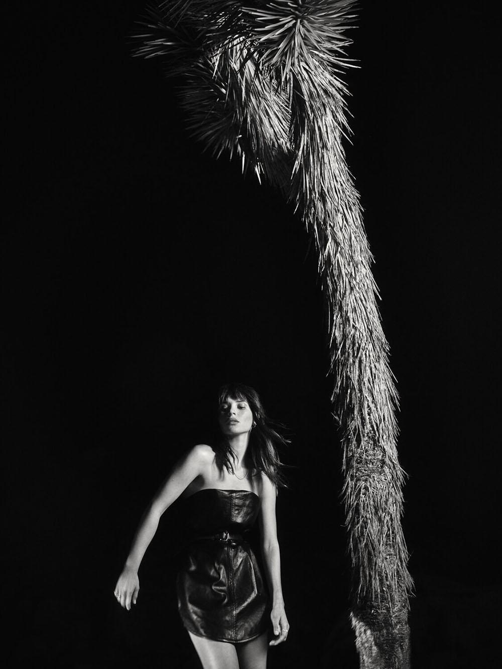Adria Arjona covers Flaunt Magazine Issue 173 by Yulia Gorbachenko