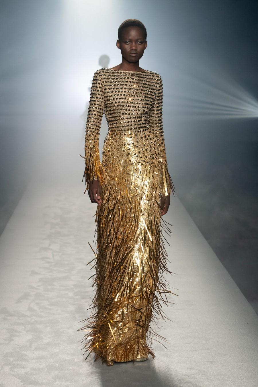 Alberta Ferretti Fall Winter 2021 - Milan Fashion Week