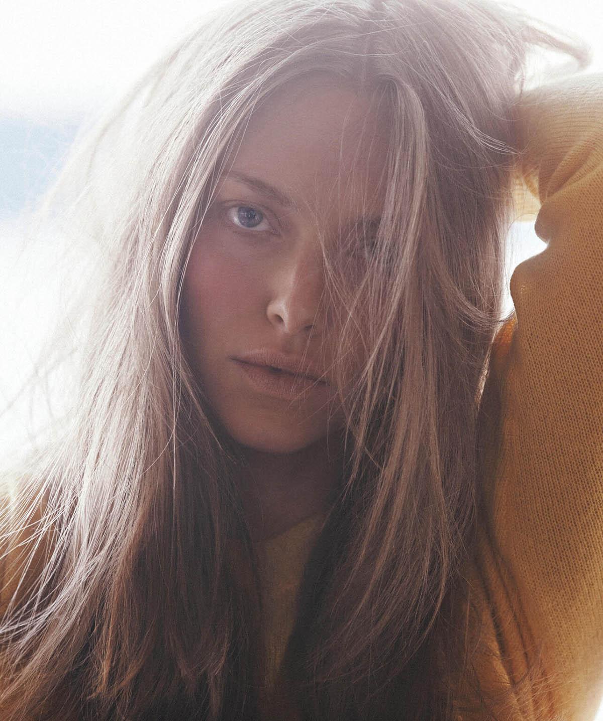 Amanda Seyfried covers Vogue Australia February 2021 by Lachlan Bailey