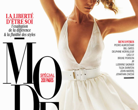 Arizona Muse covers Madame Figaro February 26th, 2021 by Thiemo Sander