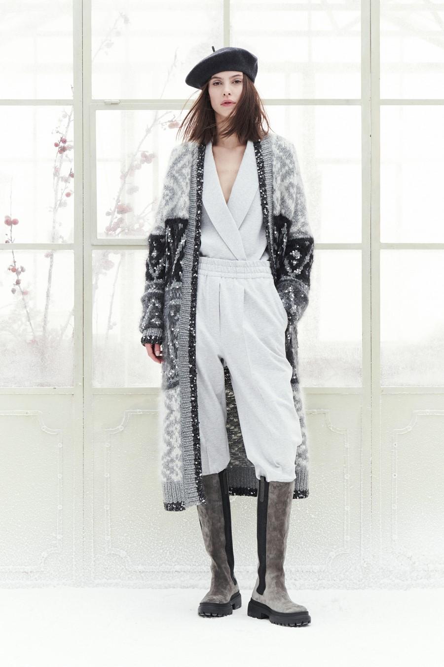 Brunello Cucinelli Fall Winter 2021 - Milan Fashion Week