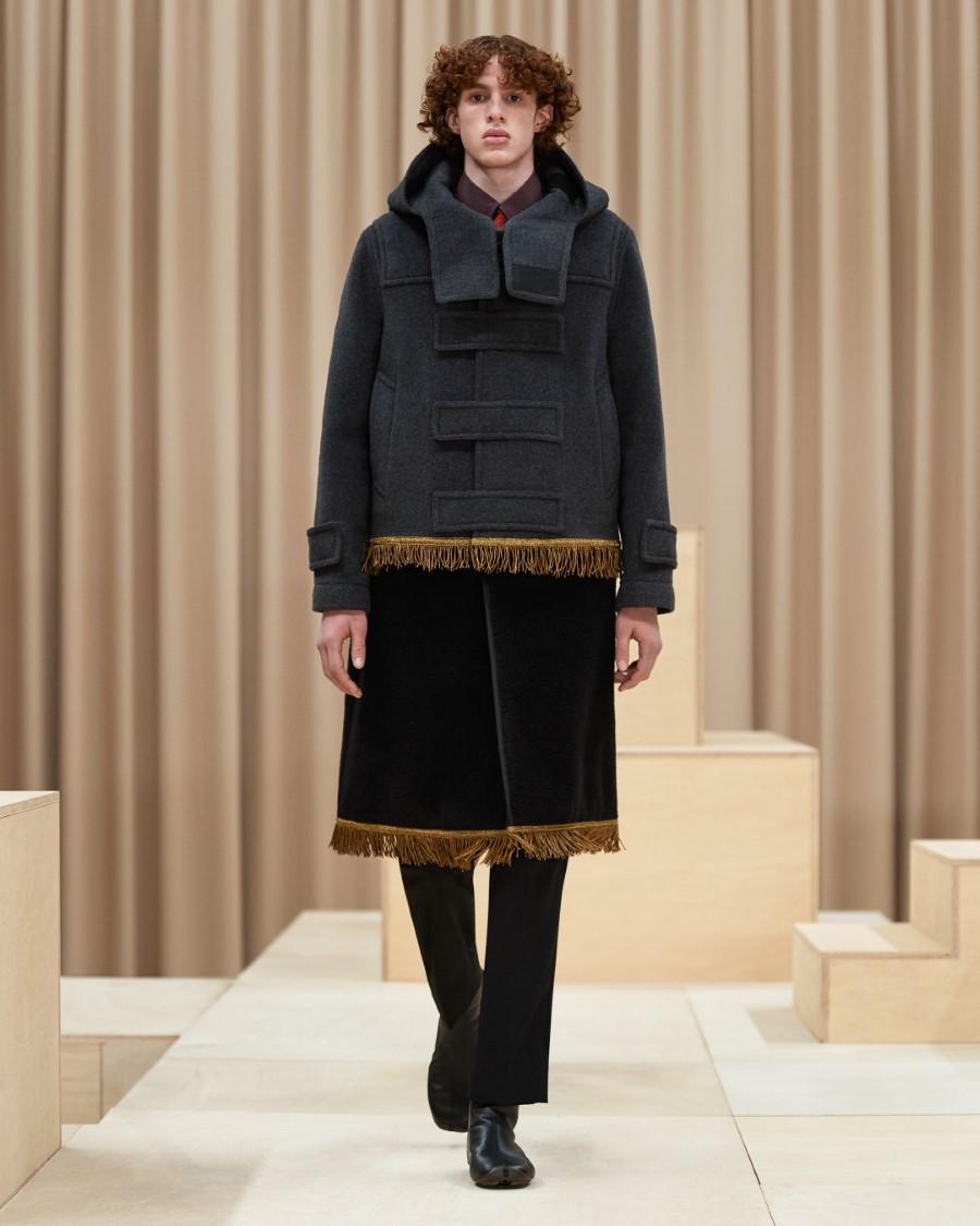 Burberry Men's Fall Winter 2021 - London Fashion Week