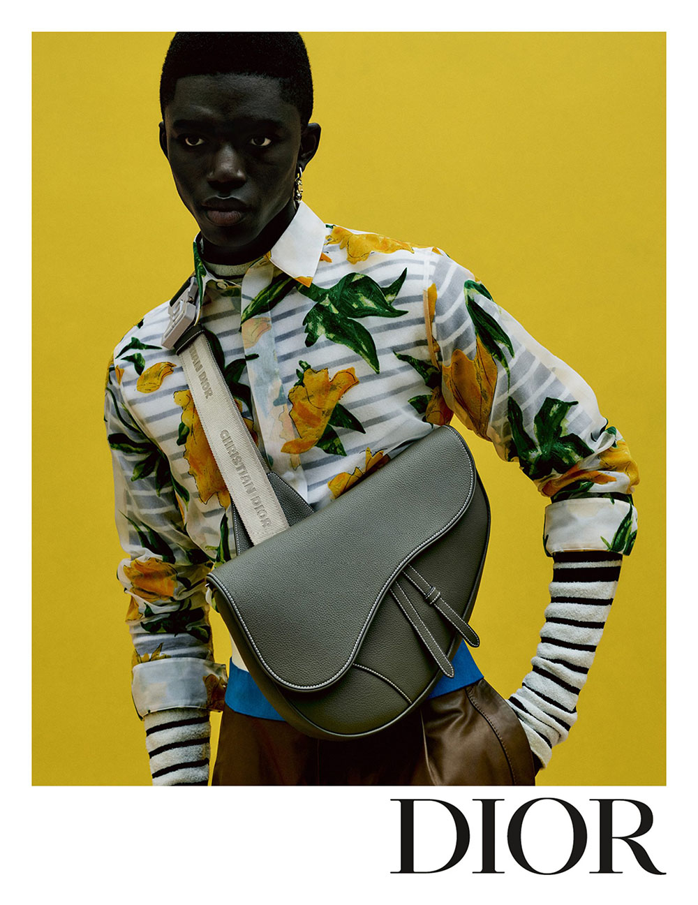 Dior Men Spring Summer 2021 Campaign