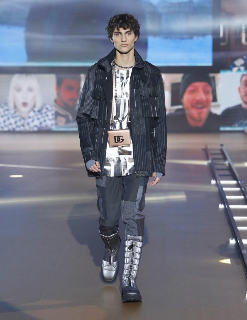 Dolce & Gabbana Fall Winter 2021Dolce & Gabbana Fall Winter 2021