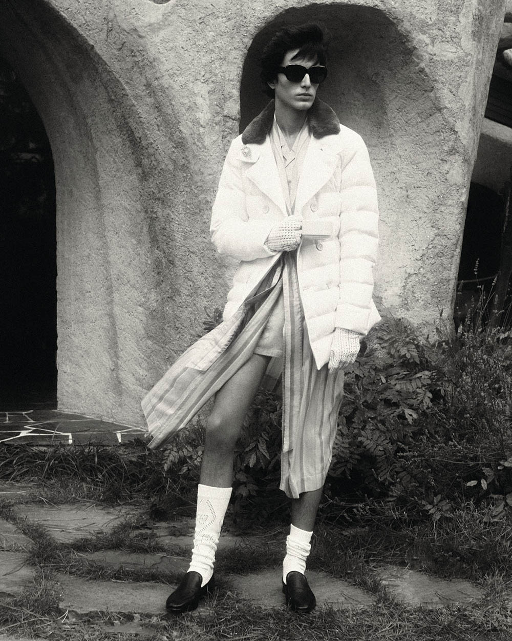 Dries Haseldonckx by Robin Galiegue for How To Spend It Italia January 2021