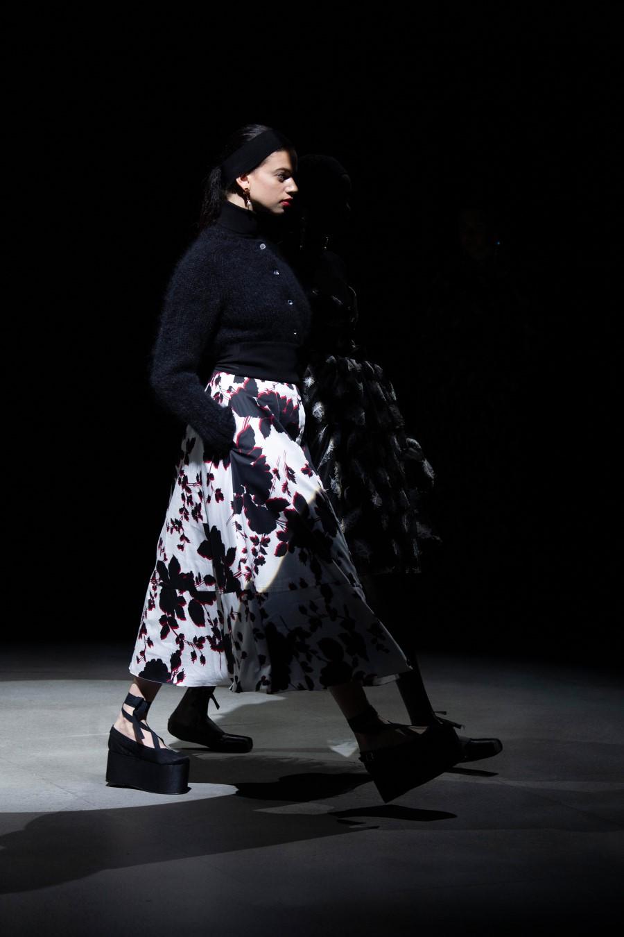 Erdem Fall Winter 2021 - London Fashion Week