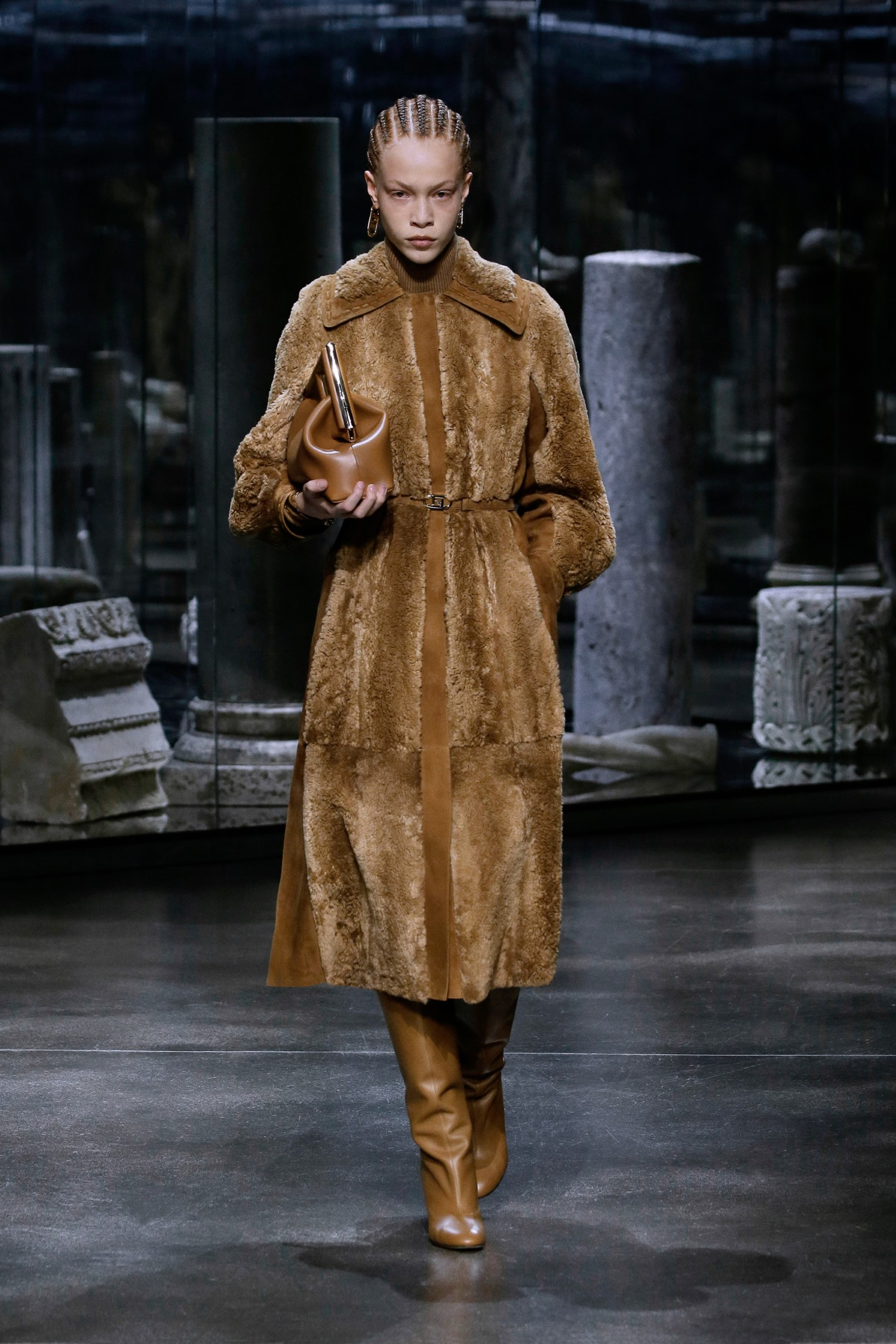 Fendi Fall Winter 2021 - Milan Fashion Week