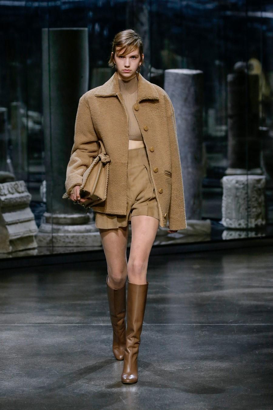 Fendi Fall Winter 2021 - Milan Fashion Week