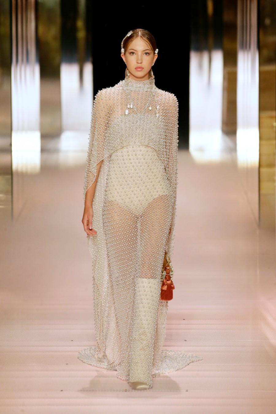 Fendi Haute Couture Spring Summer 2021