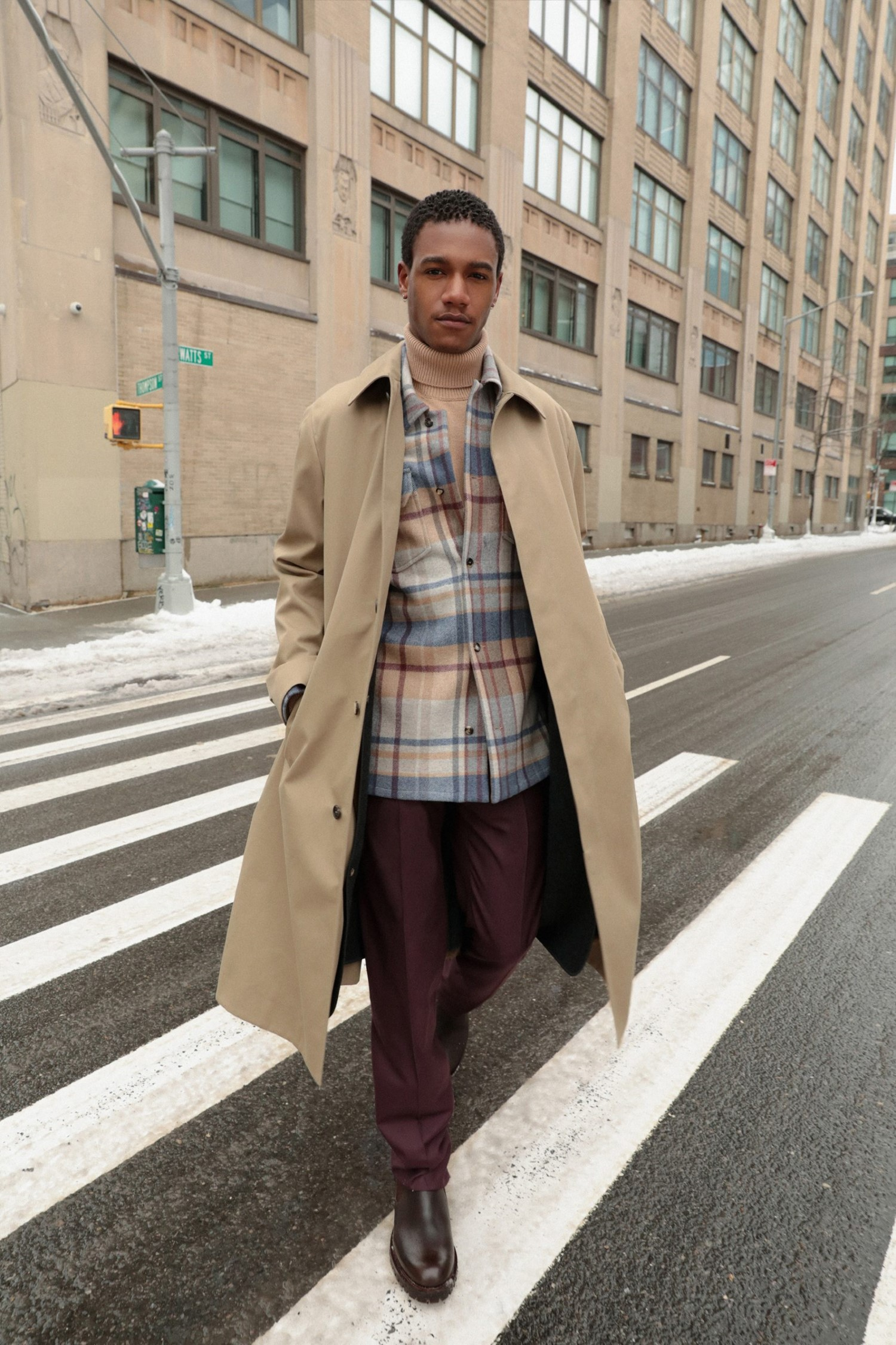 Gabriela Hearst Men's Fall Winter 2021 - New York Fashion Week