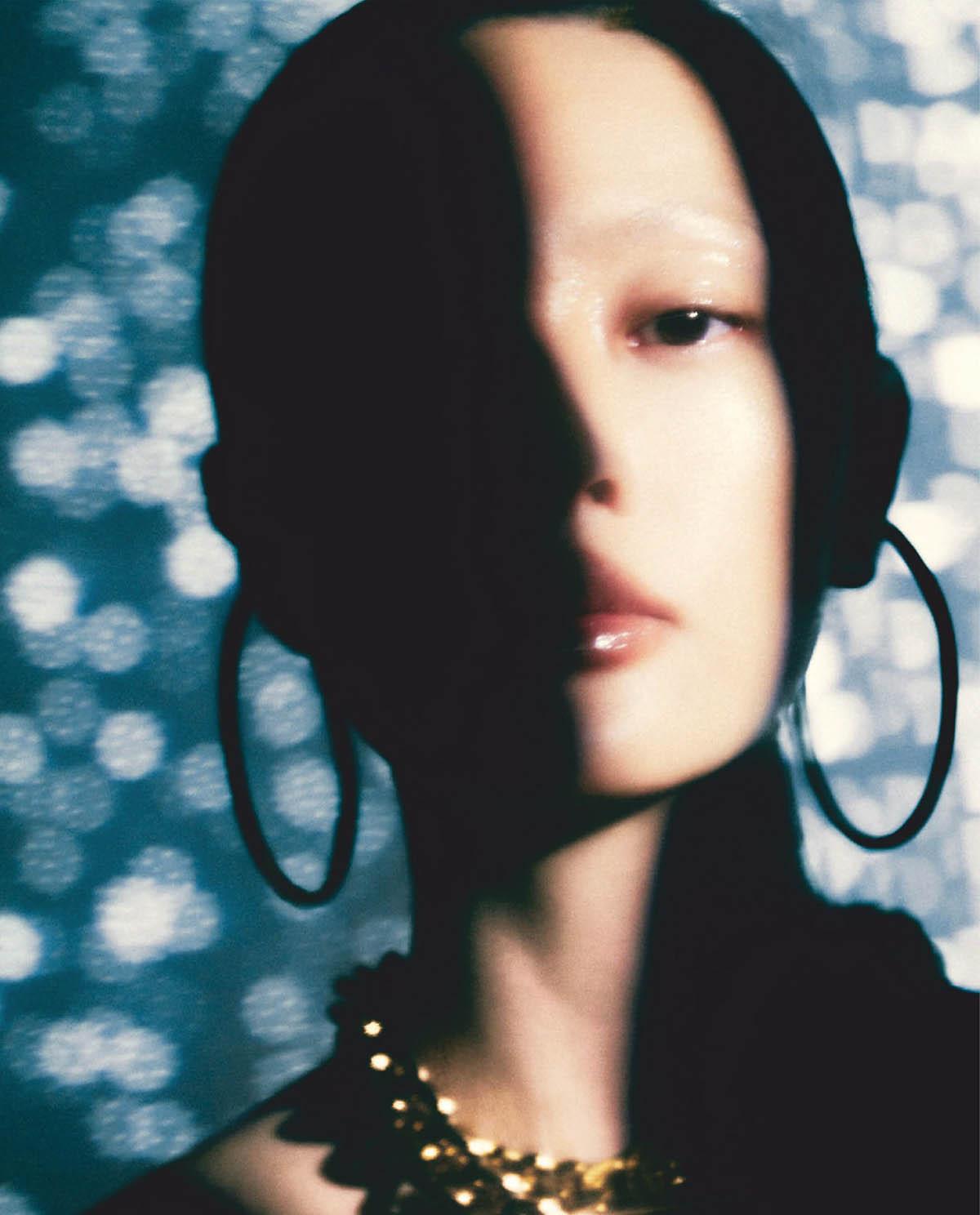 Hilda Lee covers Vogue Taiwan February 2021 by Chou Mo