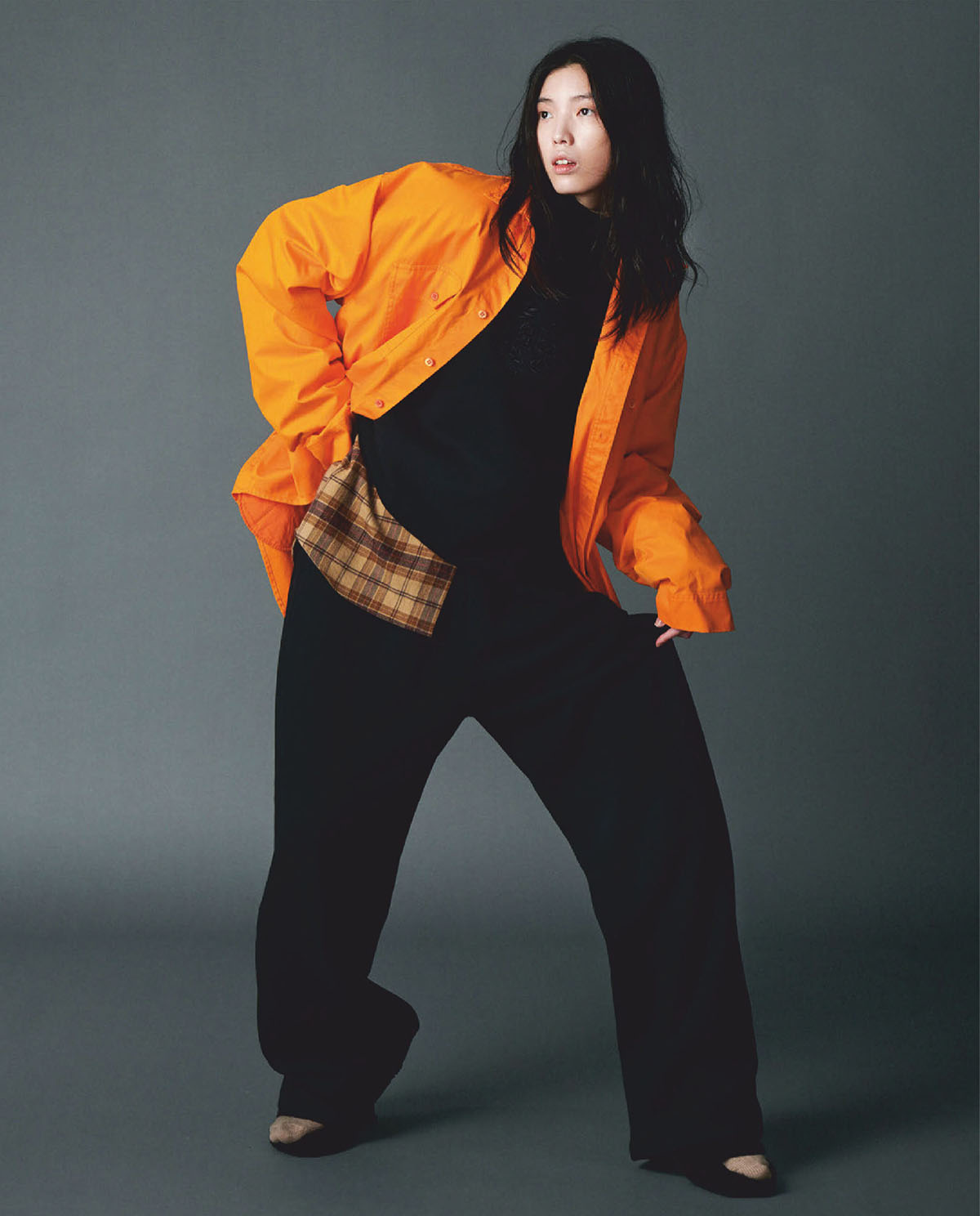 Jessie Hsu by Cheng Po Ou Yang for Vogue Taiwan February 2021