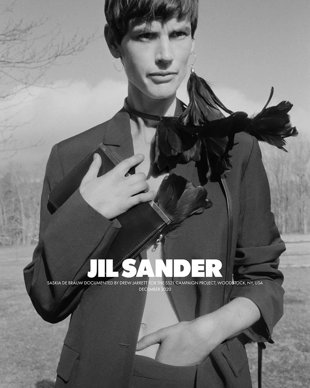 Jil Sander Spring Summer 2021 Campaign